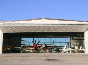 Aviation Bi-Fold Door