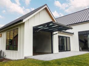 Architectural Glass Door