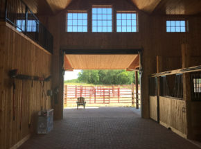 Midland's Architectural Door on Stable