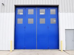 Vertical Bi-Fold Doors