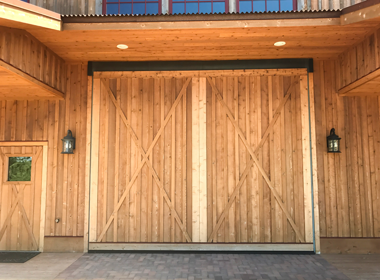 Architectural Hydraulic Stable Door