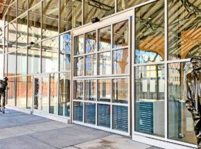 The Depot Bi-Fold Glass Door
