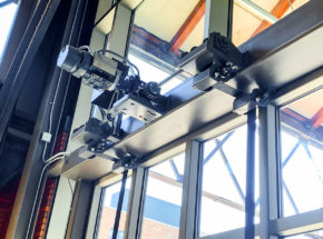 Depot Door Power System