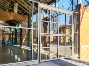 Bi-Fold Door at The Depot