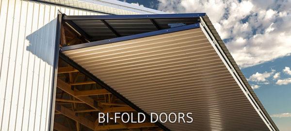 Large Bi-fold Doors