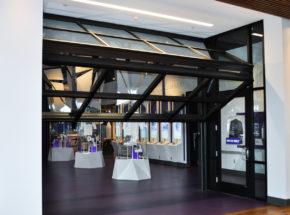 Minneapolis, MN Vikings Museum Architectural Bi-Fold Door