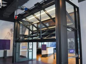 Vikings Museum Architectural Bi-Fold Door