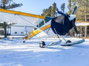 Bi-Fold Aviation Hangar Door