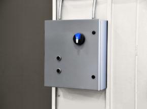 Hydraulic Door Control Panel