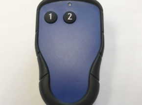Hydraulic door remote opener