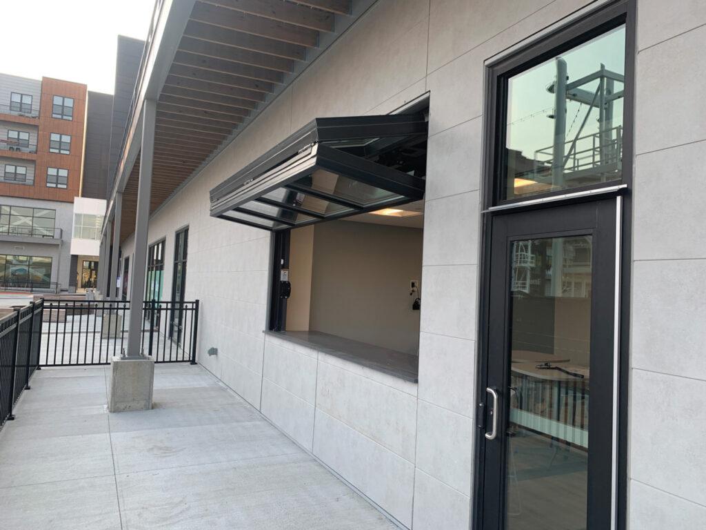 Architectural Bi-Fold Door